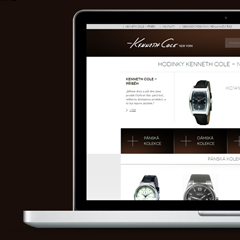 Racio / Web Kenneth Cole